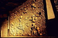катакомбы парижа (catacombes de paris)